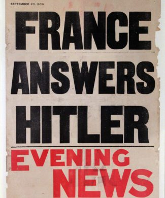 France-Answers-Hitler