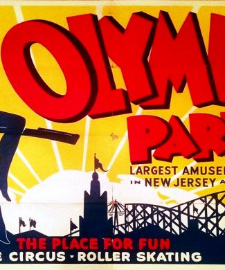 Olympic Park 1940s  sc 1 th 246 & Red Door Posters - vintage lifestyle posters pezcame.com