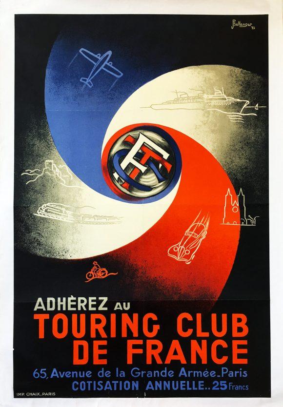 Touring Club de France